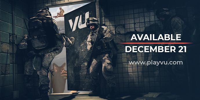 VU Available December 21